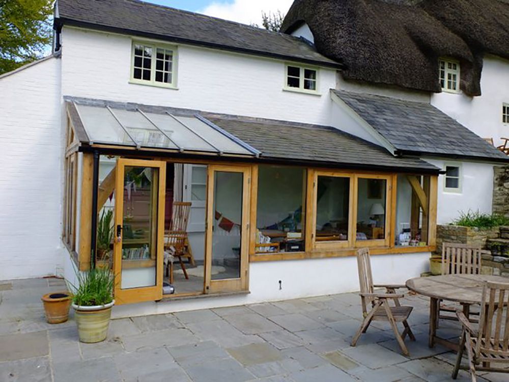 Lean To Conservatory Briantspuddle Dorset North Star
