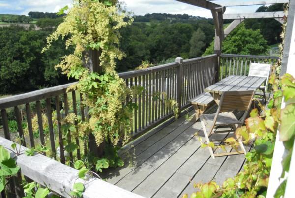 hamish's balcony