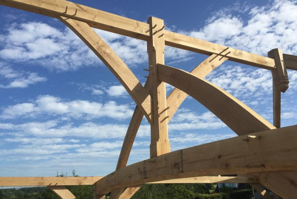 Joinery North Star Timber Frames